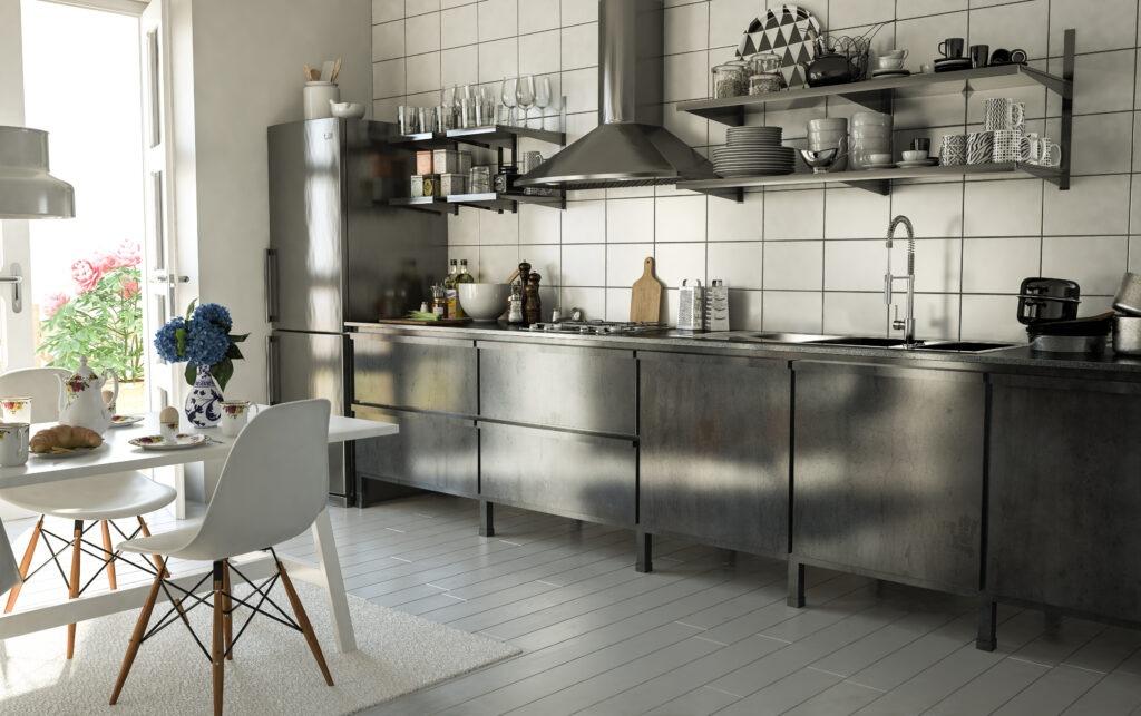 Industrial design Küchen | LC Caminetti